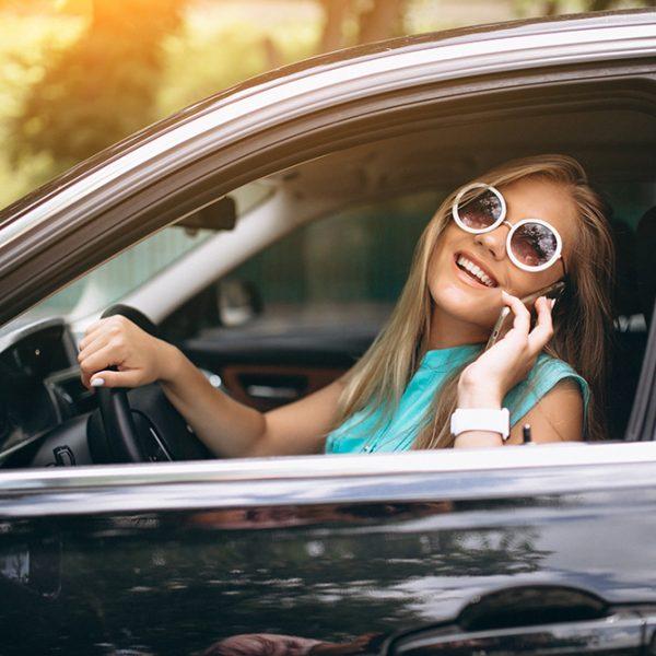 O manual para encontrar a posição de dirigir correta
