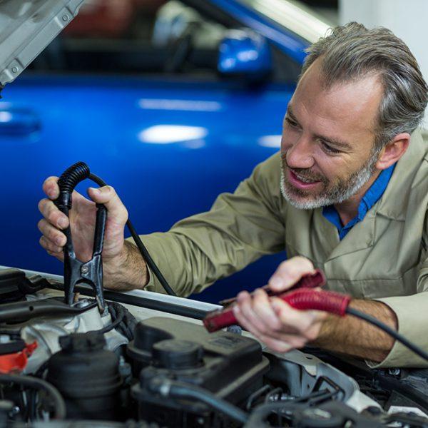 Como aumentar a vida útil da bateria do carro