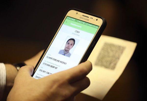 Passo a passo para obter a carteira de motorista digital