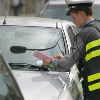É possível tomar mais de uma multa do mesmo tipo em um mesmo dia?