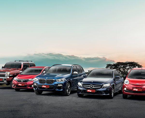 Qual o carro mais seguro feito no Brasil? E o mais caro? E o mais rápido?