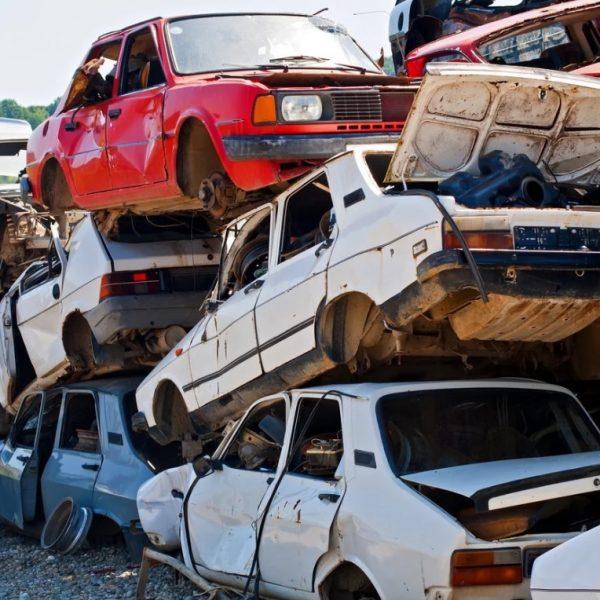 Desmanche de carros: como dar baixa e fazer o descarte da carcaça