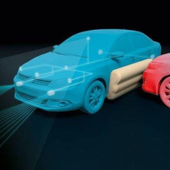 """Airbag externo promete tornar colisões laterais 40% menos """"letais"""""""