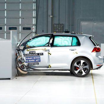 Carro enfrentará crash test antes da comercialização