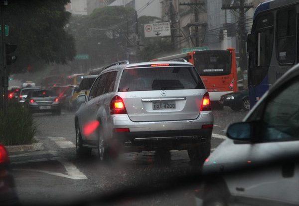 Como proteger seu carro da chuva ácida e de raios ultravioleta?