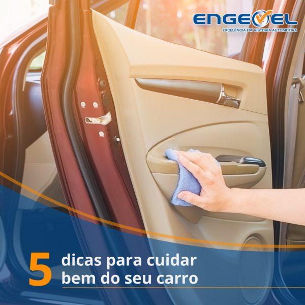 5 Dicas para cuidar de seu carro
